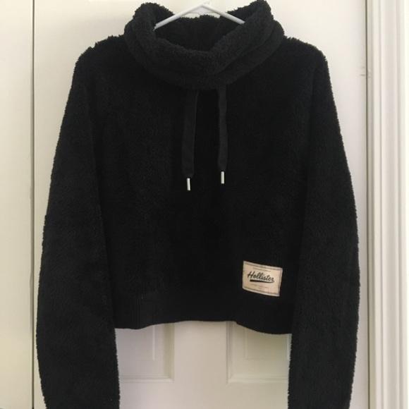 1bb0c56fdbcf Hollister Sweaters - SHERPA COWL NECK SWEATER
